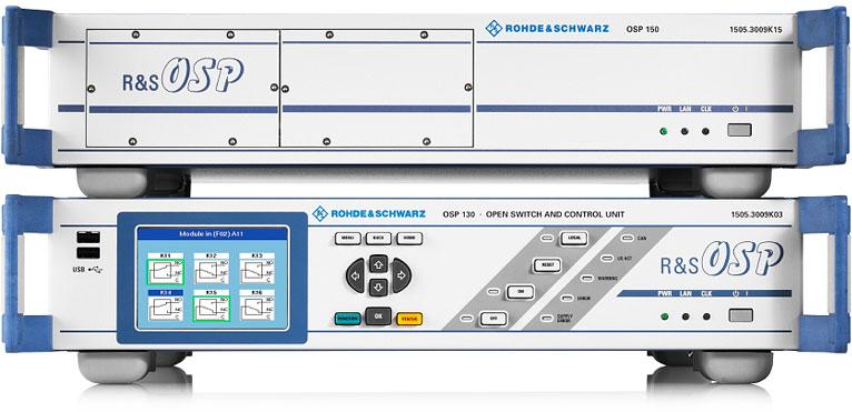 Расширение модульной платформы R&S OSP
