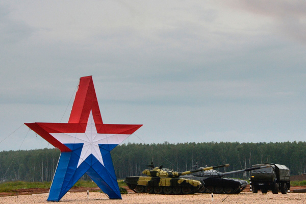 Тематические кластеры на форуме «Армия-2015»