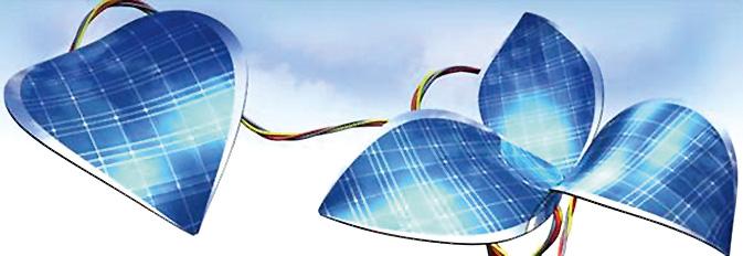 Материал для солнечных батарей будущего