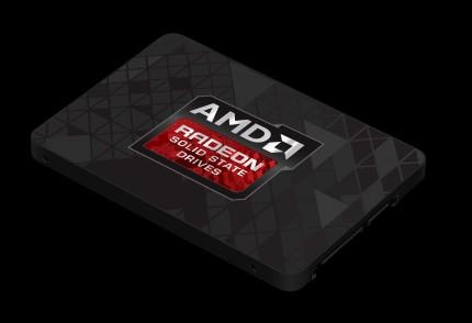 AMD выпустила твёрдотельные накопители Radeon R7 в партнёрстве с OCZ