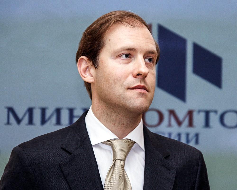 Денис Мантуров: «Мы способны вернуть себе наш рынок навсегда»