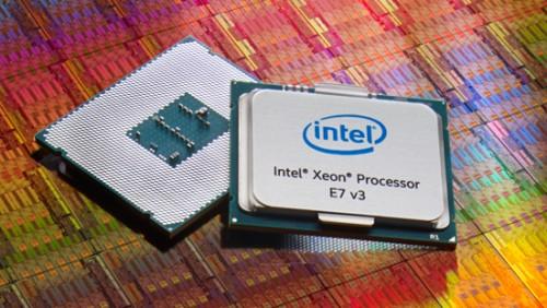 В России представлено семейство процессоров Intel® Xeon® E7 v3