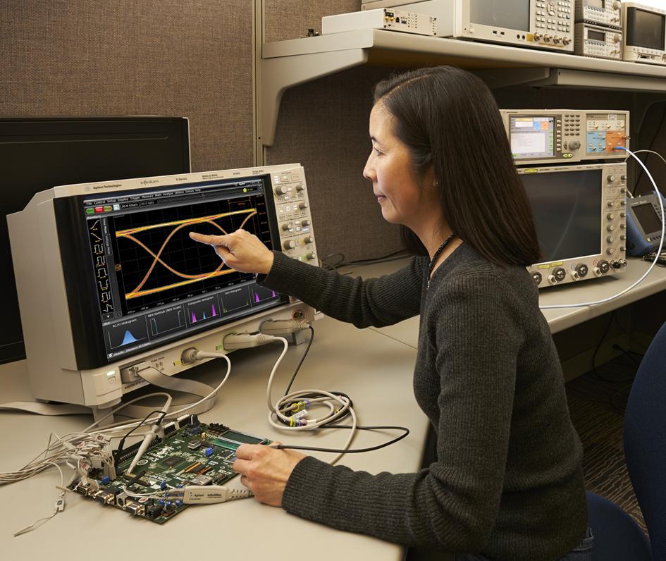 Осциллографы, которые устанавливают новые стандарты по цене, производительности и точности измерений