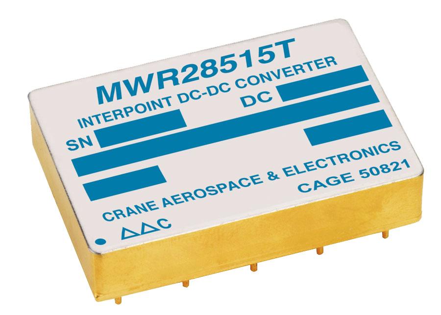 Crane Aerospace: трёхканальные 35-Вт DC/DC для авиационно-космических применений