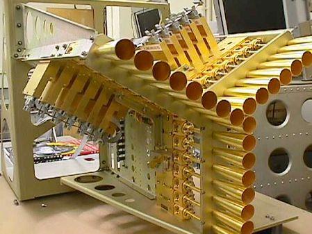 Чип для радиометрии превосходит 17 тыс. четырёхъядерных CPU