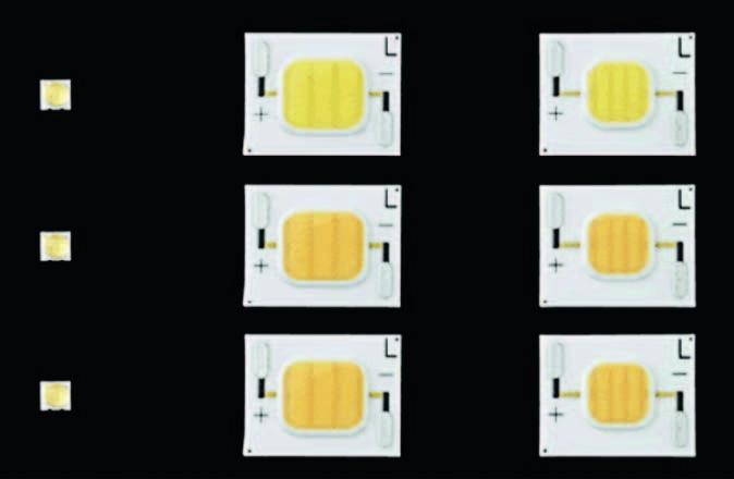 Sharp расширяет линейку сверхъярких модулей Zenigata