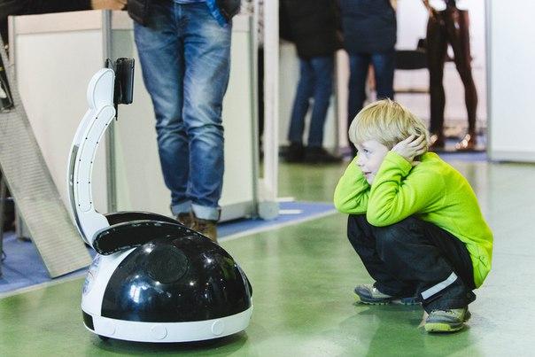 Три дня Robotics Expo 2014
