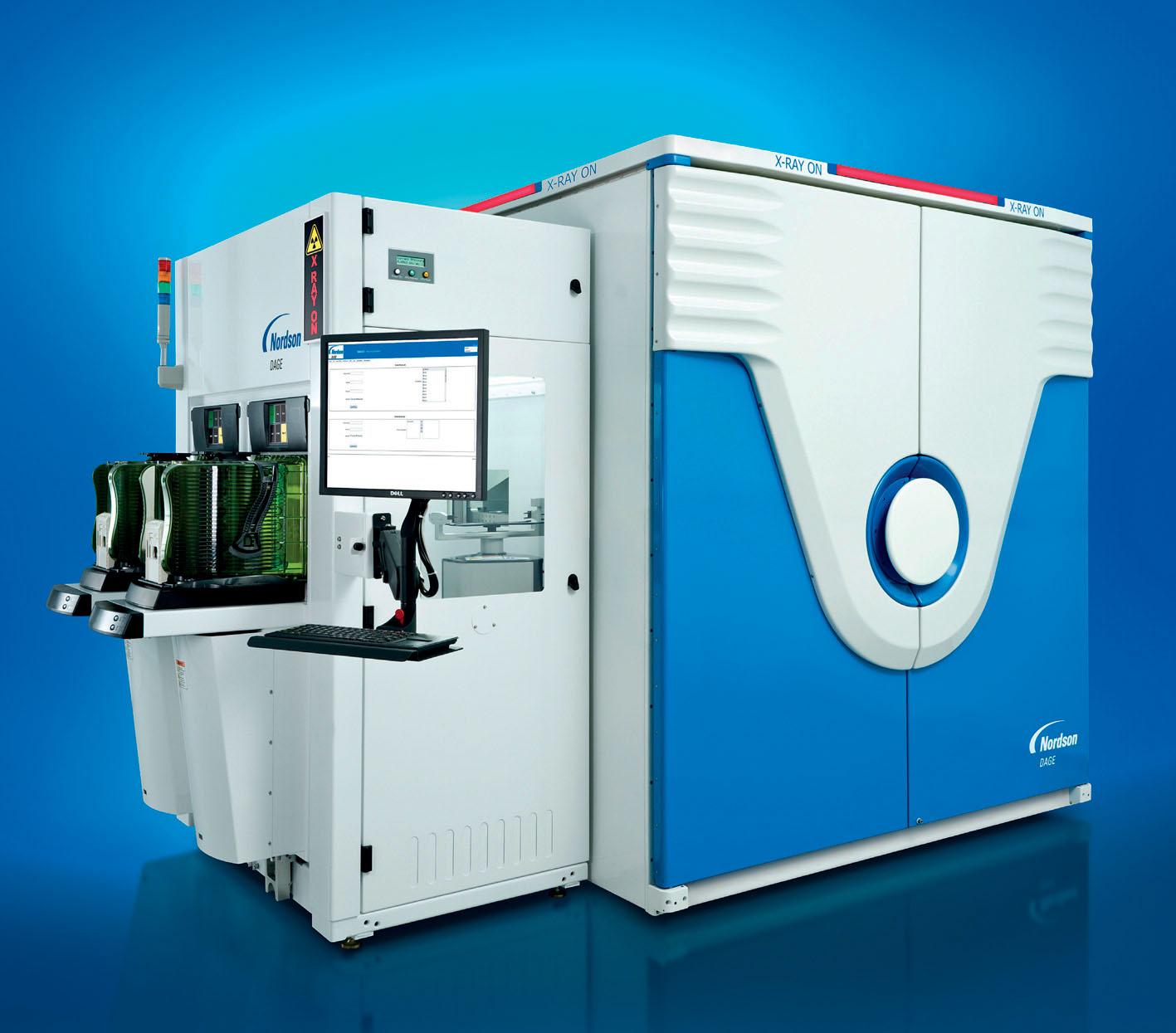 Пополнение в системах рентгеновского контроля