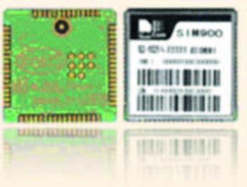SIM900 – новый миниатюрный GSM/GPRS-модуль от SIMCom