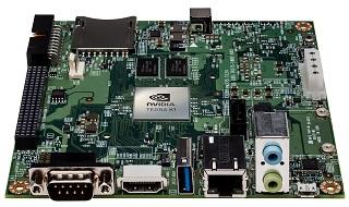 Платформа для разработчиков NVIDIA Jetson TK1 – в России