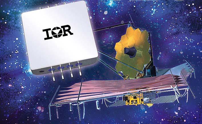 Стабилизаторы напряжения IR с ультранизким падением напряжения обеспечивают высокую удельную мощность в высоконадёжных применениях с ограничением по мощности