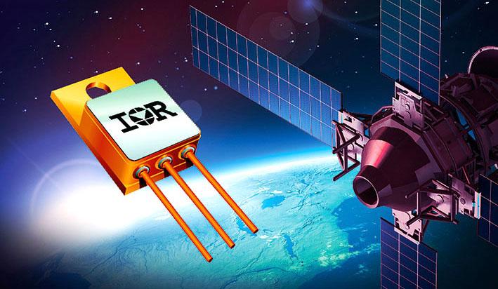 International Rectifier расширяет ряд выпрямительных диодов Шоттки для космических применений