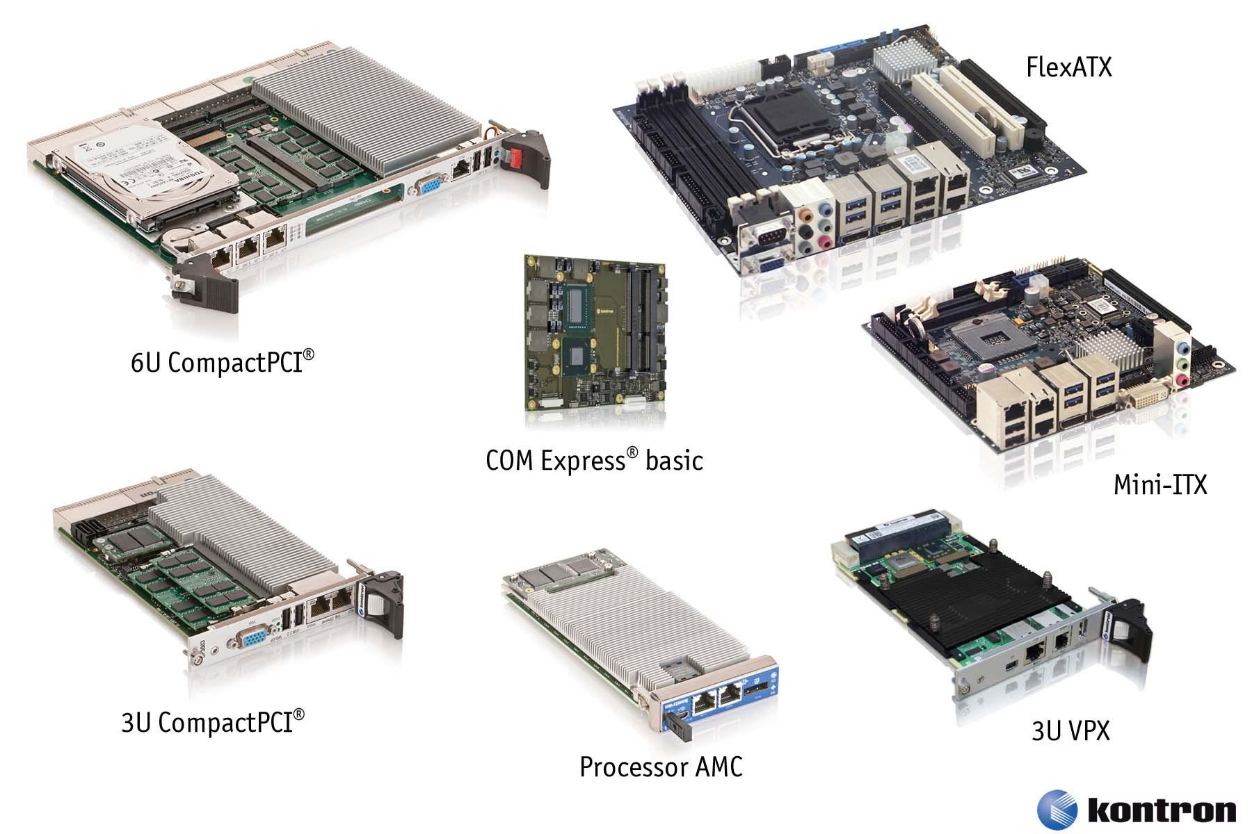 На пике инноваций: встраиваемые платформы Kontron на четырёхъядерных процессорах Intel Core i7 3-го поколения