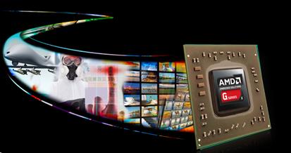 Процессоры AMD G-серии для сетевого хранилища QNAP NAS