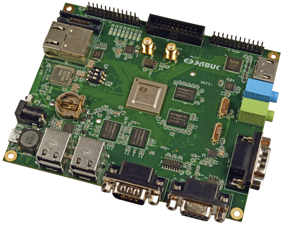 Модули «Салют» на базе процессора 1892ВМ14Я