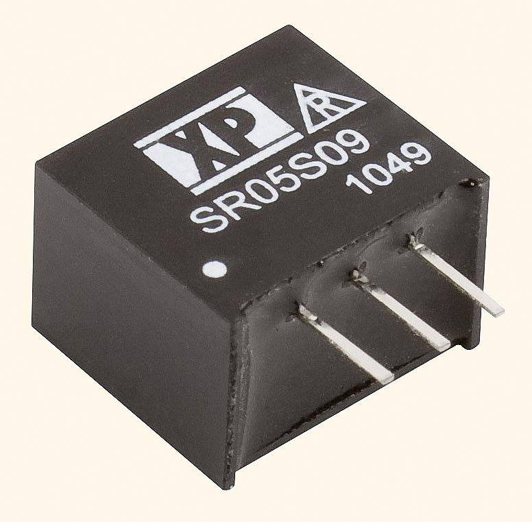 Новая серия SR – высокоэффективные импульсные трёхвыводные стабилизаторы напряжения