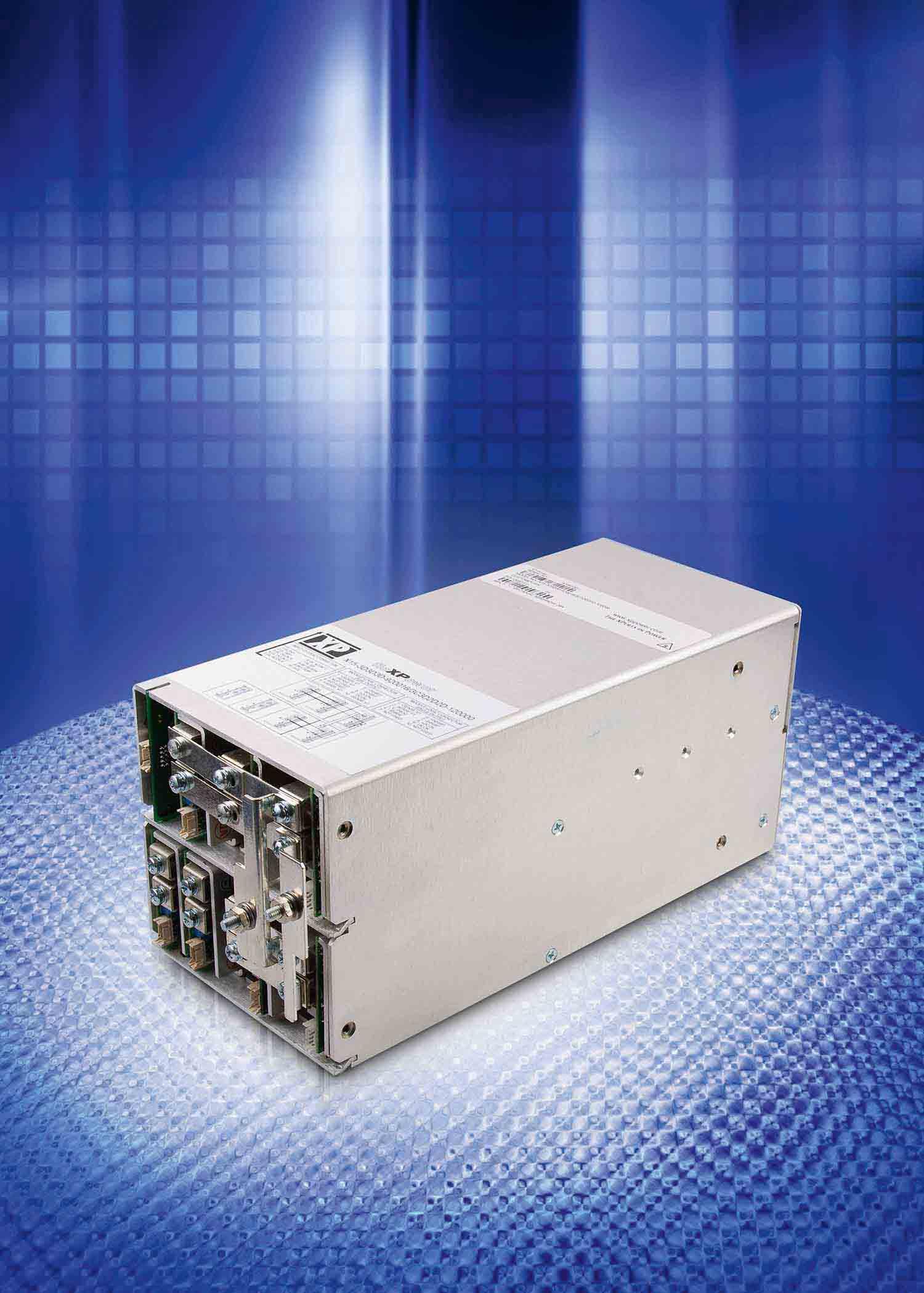 XP Power расширяет серию fleXPower конфигурируемых источников питания 2500 Вт моделями