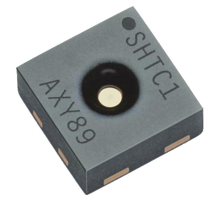 Цифровые датчики влажности и температуры SHTC1