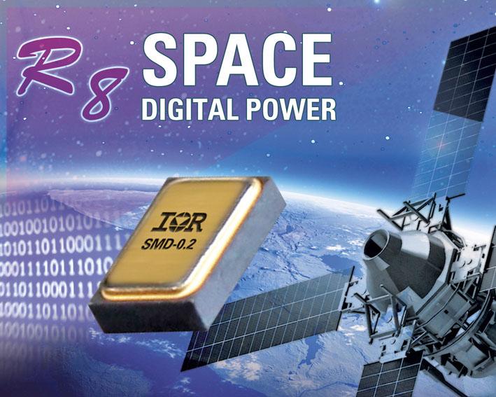 Радиационно-стойкие транзисторы MOSFET R8 повышают КПД на 6%