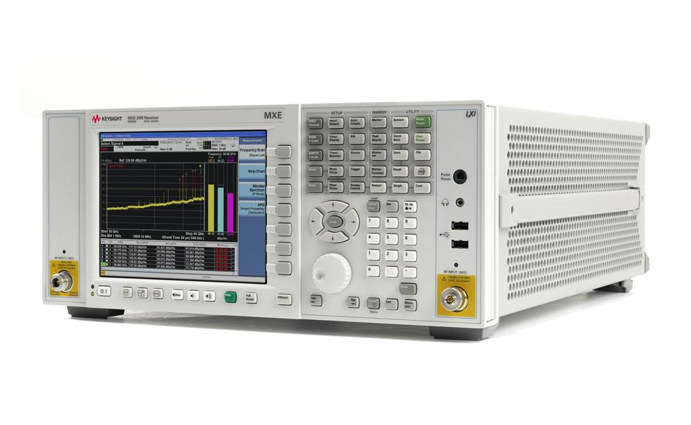 Недорогой приёмник для измерения электромагнитных помех в диапазоне до 3,6 ГГц от Keysight