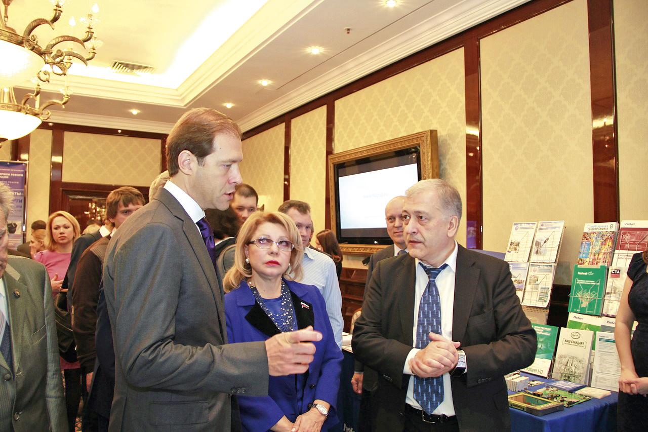 «Фаствел» и «Эремекс» на Третьем Московском международном инженерном форуме