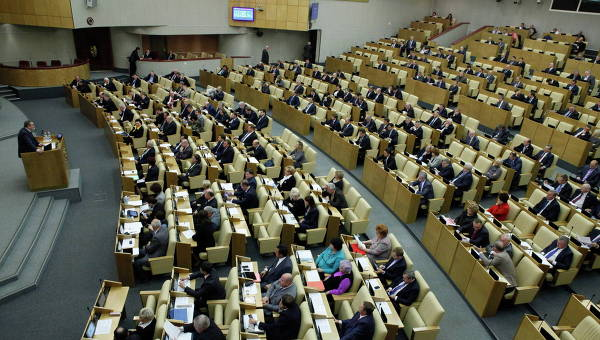 Комитет Госдумы рекомендовал принять законопроект «О промышленной политике в РФ»