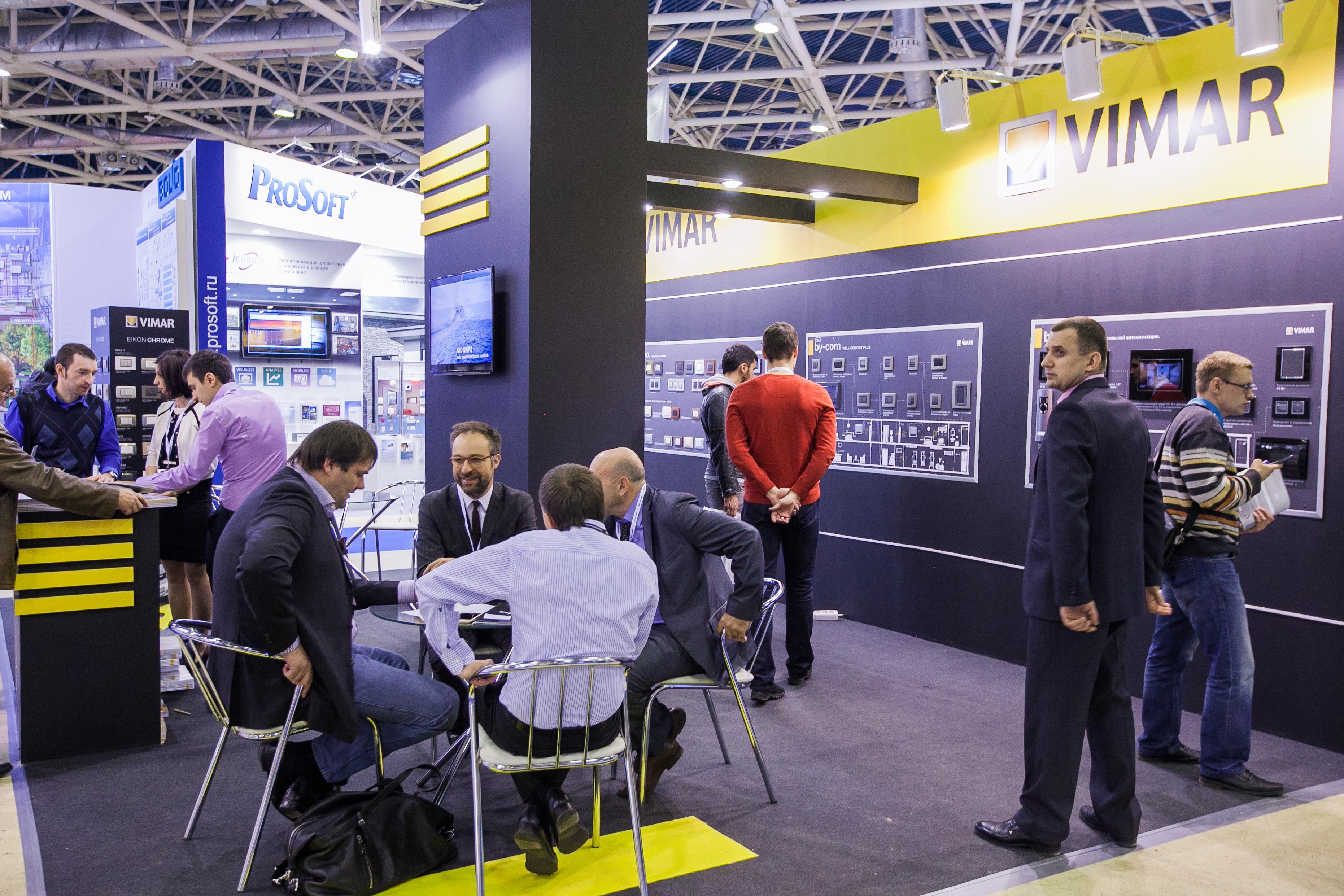 HI-TECH BUILDING'2014 – отражение рынка автоматизации зданий в России