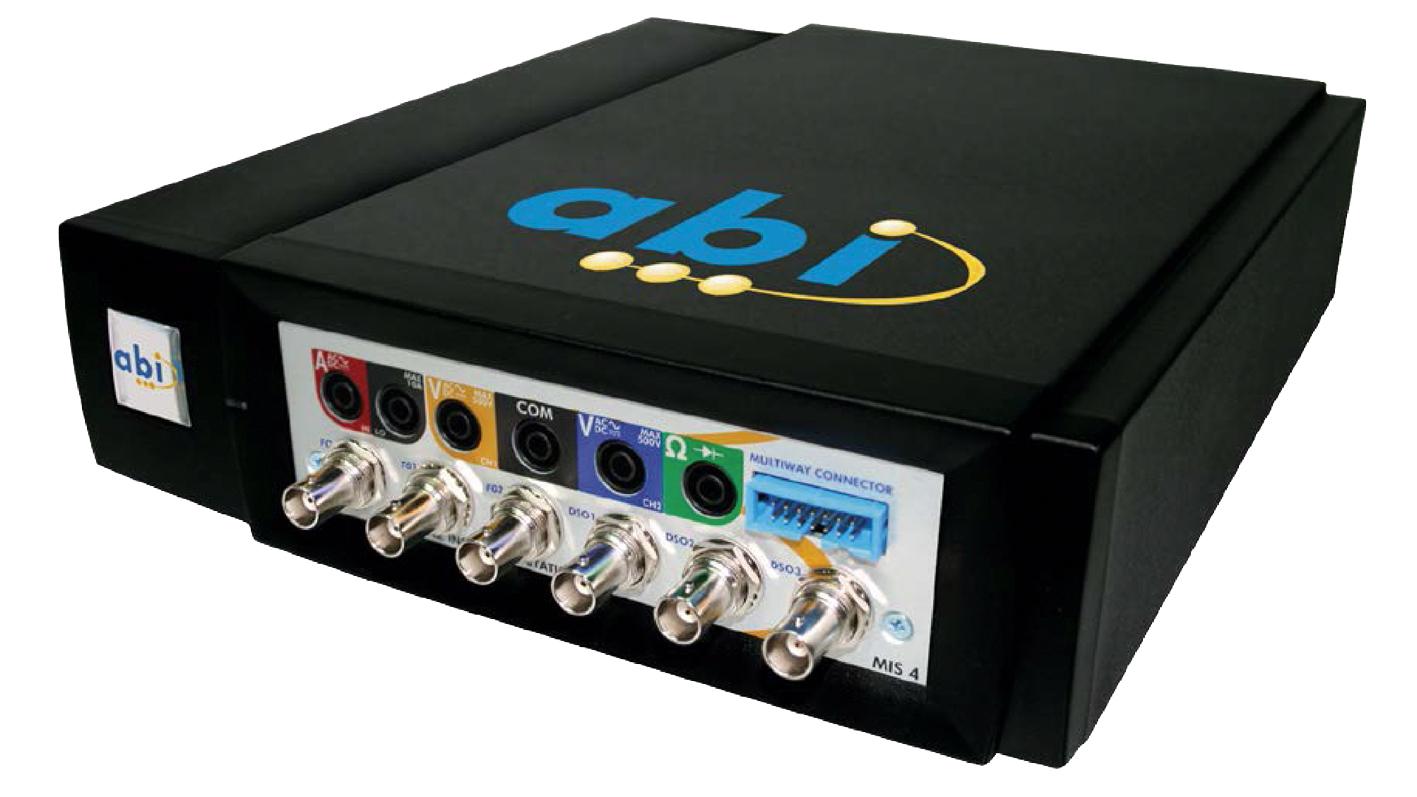Тестовый модуль  от ABI Electronics для поиска неисправностей