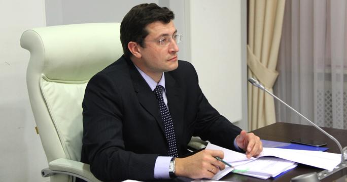 Глеб Никитин на первом заседании Правительственной комиссии по импортозамещению