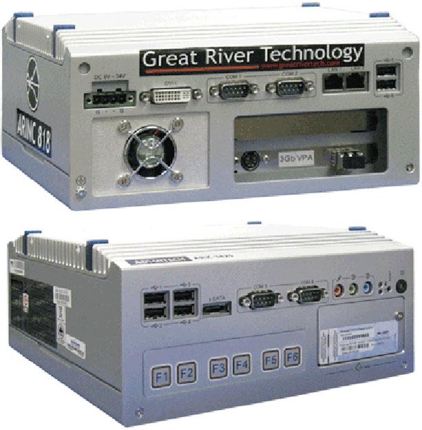 Анализатор протокола  и видео ARINC 818 от Great River Technology