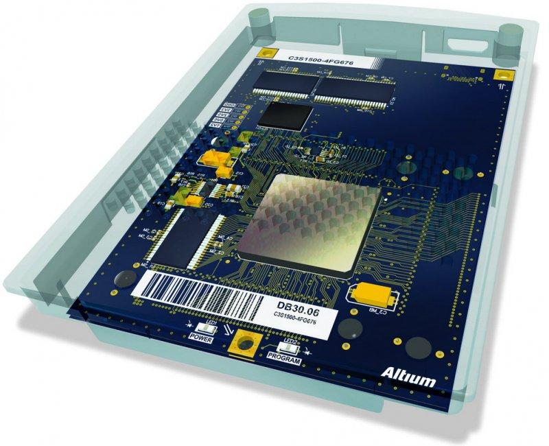 Курс «САПР Altium Designer. Altium Vault. Система управления данными в Altium Designer»