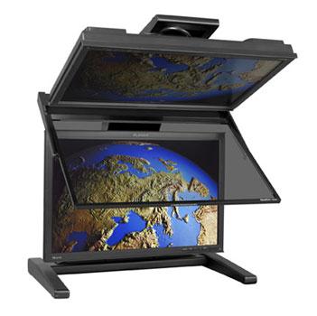 24-дюймовые 3D-стереоскопические дисплеи от Planar Systems