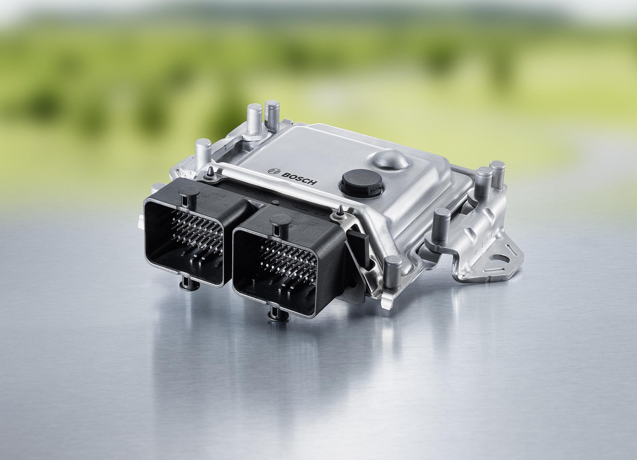 Bosch Engineering разработал блок управления системой топливных элементов