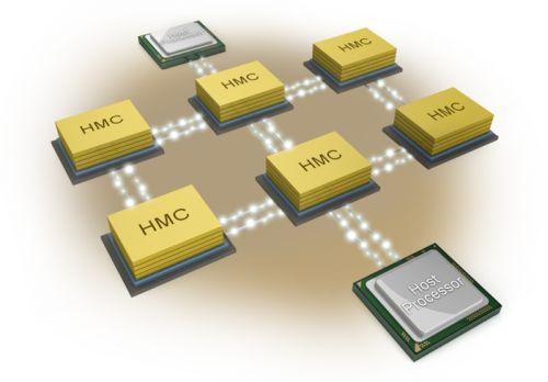 Micron начинает поставки первых в мире образцов памяти Hybrid Memory Cube