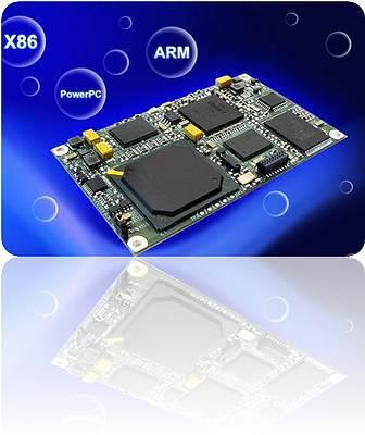 Модульный формат для x86, ARM и PowerPC