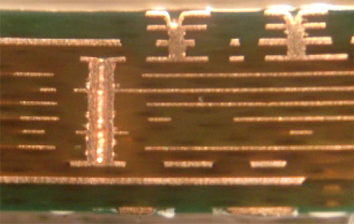 Печатные платы со «стеком» микроотверстий