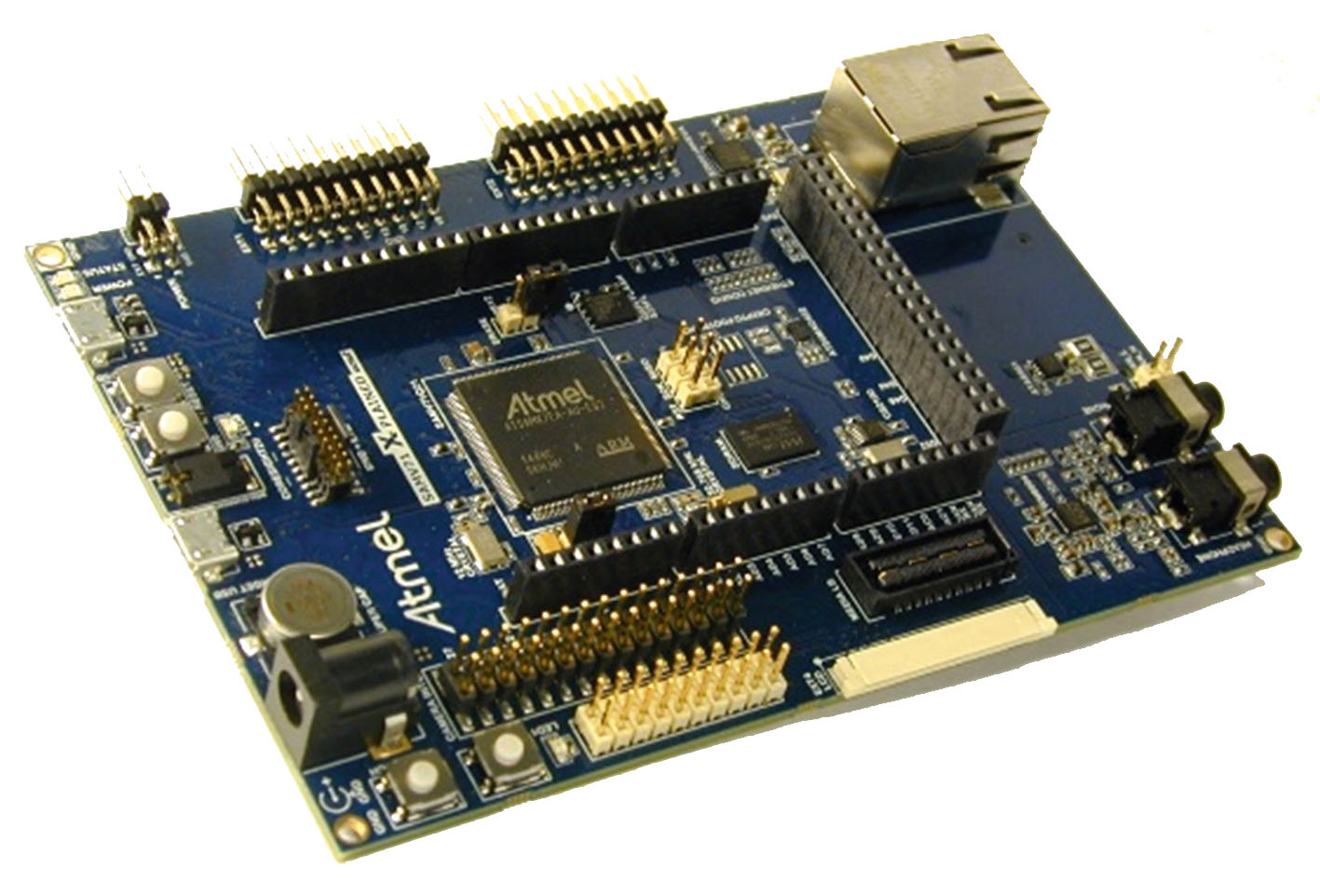 Atmel: новые микроконтроллеры на базе архитектуры Cortex-M7