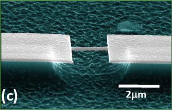 Создан первый масс-спектрометр в наномасштабе
