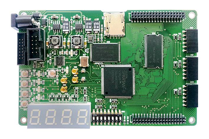 Отладочная плата LDM-XC6SLXx-TQ144 Evolution