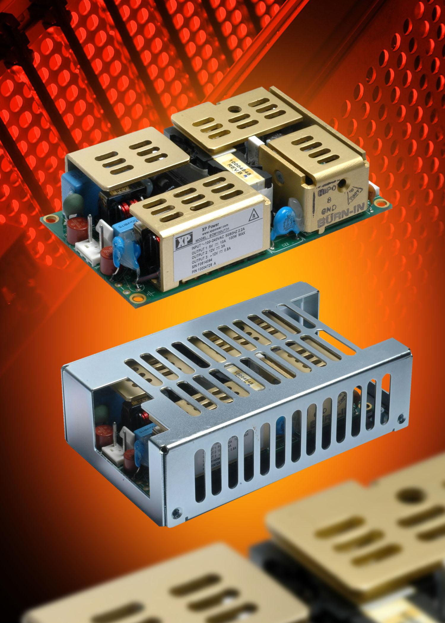 Компания XP Power: компактные источники питания AC/DC для жизни и производства