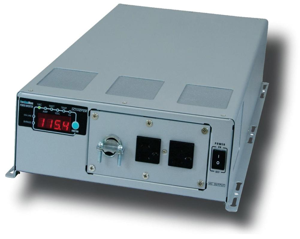 Компактный недорогой 5-кВт DC/AC-инвертор с низким коэффициентом гармоник