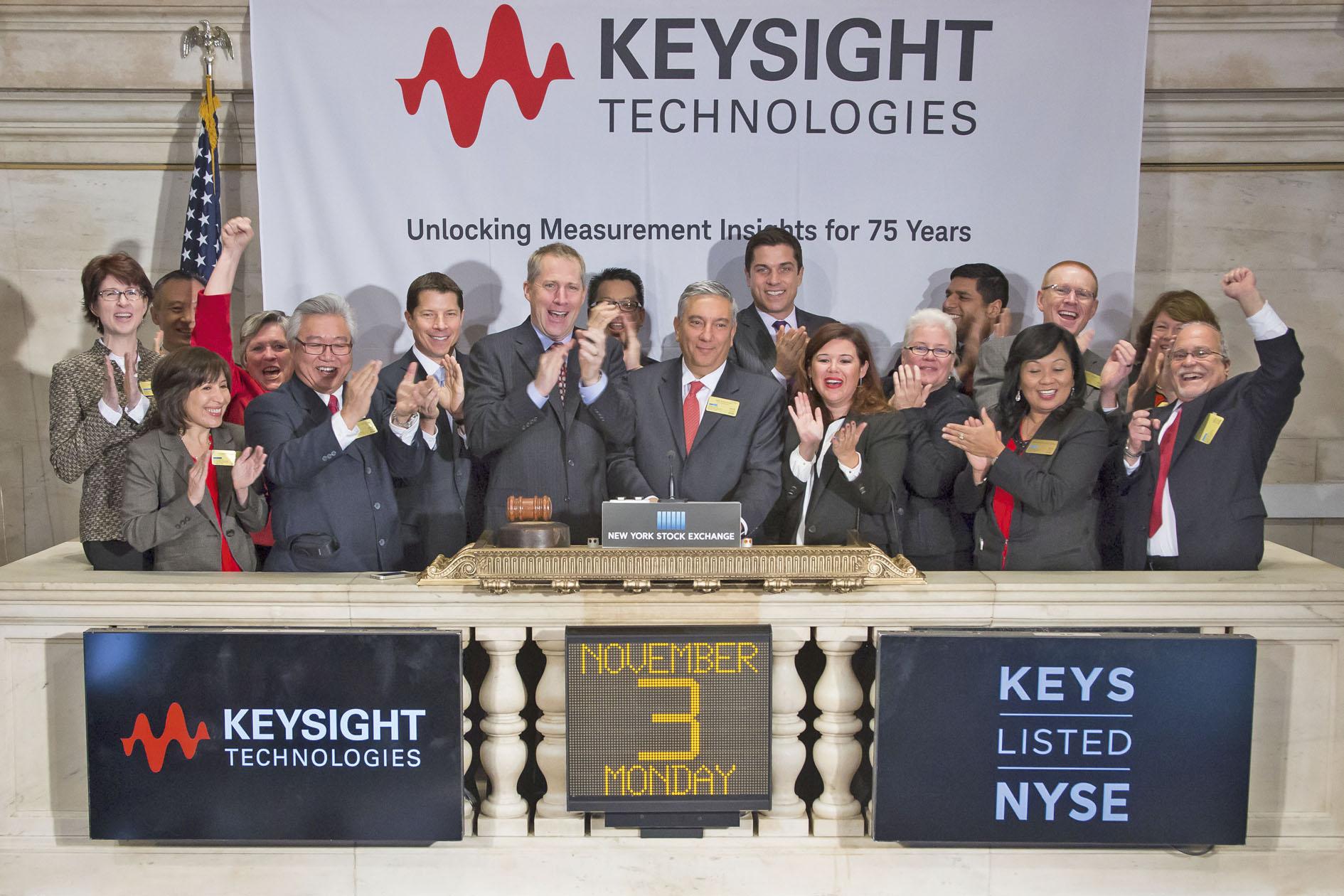 Keysight Technologies начинает работать как независимая компания