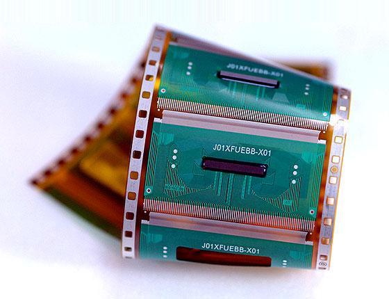 Samsung: технология уменьшения количества чипов в ЖК ТВ