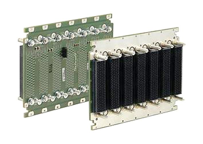 Объединительные платы VPX со скоростью передачи данных 40 Гбит/с