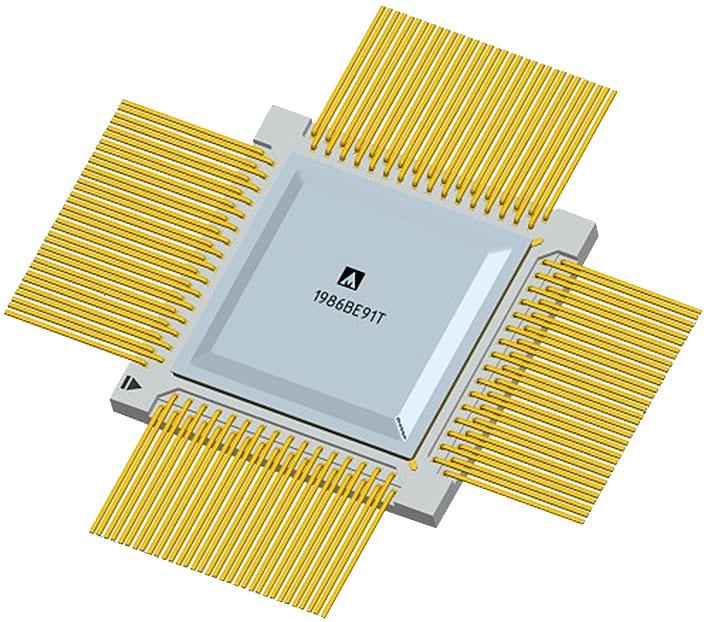 Первый российский 32-разрядный микроконтроллер с ядром АRM Cortex – M3!