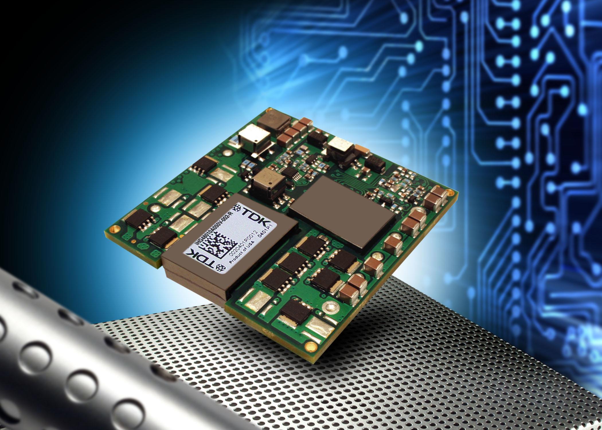 Компания TDK-Lambda расширяет семейство iHG DC/DC-преобразователей в формате half-brick