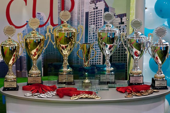 Осенний Всероссийский футбольный турнир «Кубок Электроники – 2013»