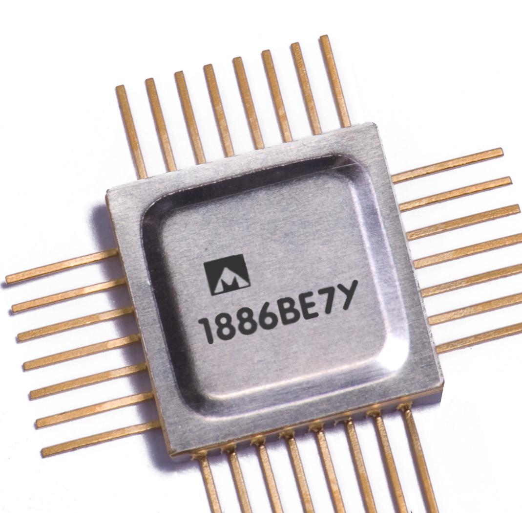 Миниконтроллеры 1886ВЕ7У и 1886ВЕ71У с малым энергопотреблением