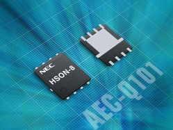 Корпус HSON-8 для мощных МОП-транзисторов