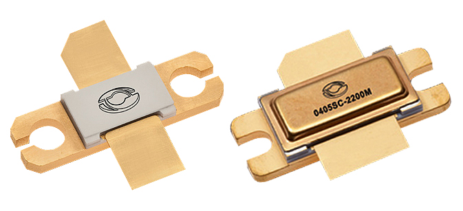 Новые мощные GaN-on-SiC транзисторы Microsemi для S-band радаров